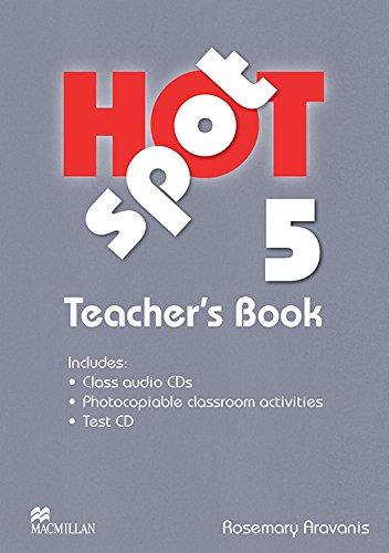 9780230408807: Hot Spot Level 5: Teachers Book Pack International