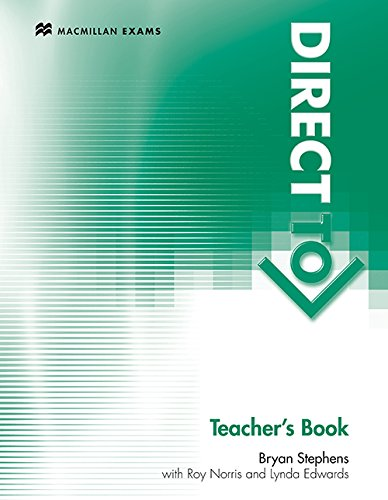 9780230409576: Direct to FCE Teacher s Book