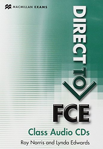 9780230409583: Direct to FCE Class Audio CD