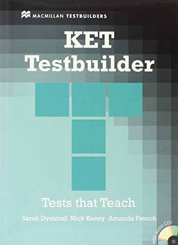 9780230409699: KET Testbuilder without Answer Key with Audio CD