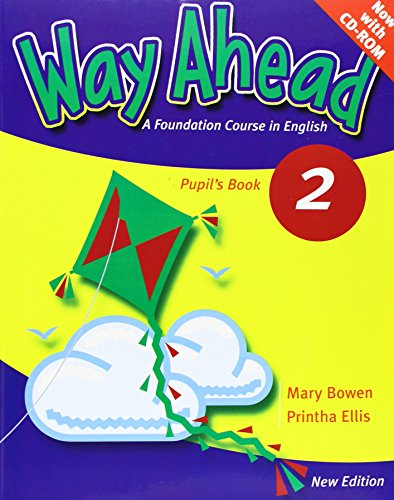 9780230409743: Way Ahead Revised Level 2 Pupil's Book & CD Rom Pack