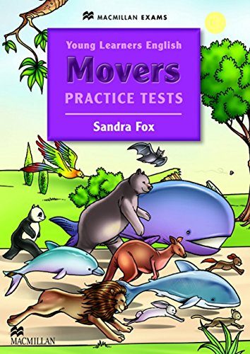9780230409972: Young Learners Practice Tests Movers (Young Learners English Practice Tests)