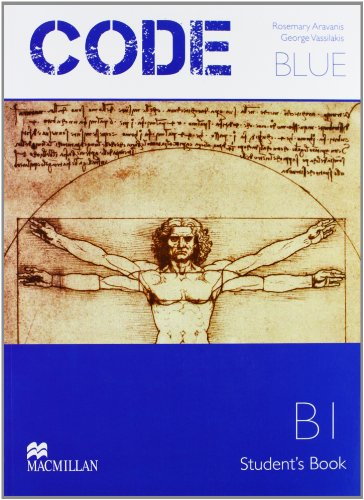 9780230410121: Code blue. Pre-intermediate. Student's book-Workbook. Con espansione online. Per le Scuole superiori. Con CD-ROM