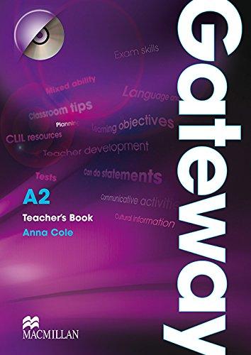 9780230411791: Gateway A2: Teacher's Book & Test CD Pack