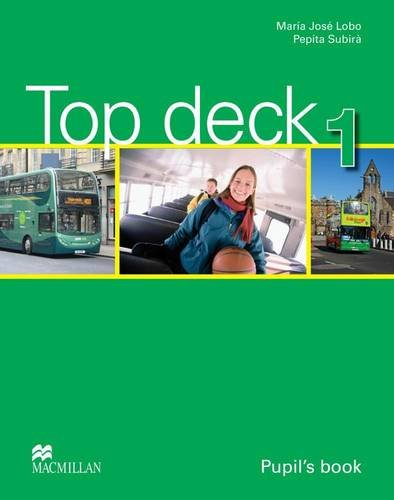 9780230412118: Top Deck Pupil's Book Level 1 (Top Deck Level 1)