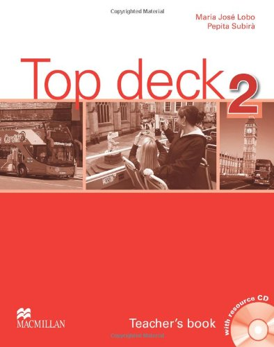 9780230412194: Top Deck Level 2 Teacher s Book Teacher s Resource CD Pack