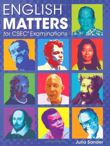 9780230412217: English Matters for CSEC Examinations: Student's Book and Audio-CD Pack