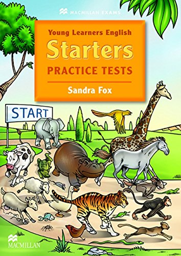 Young Learners Starters Students Book + CD: Sandra Fox