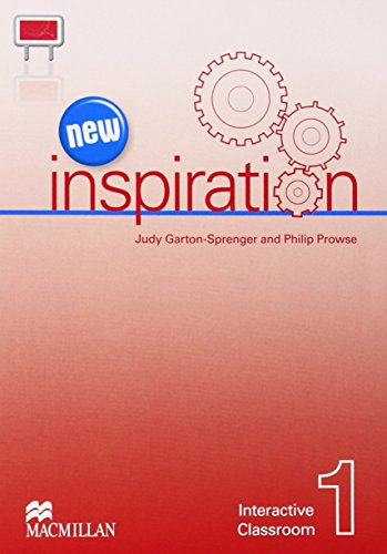 9780230412415: New Inspiration Interactive Whiteboard Material