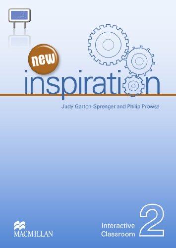 9780230412453: New Inspiration Level 2 IWB