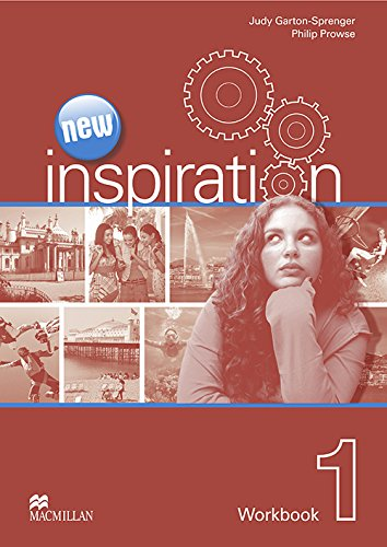 9780230412545: NEW INSPIRATION 1 Wb