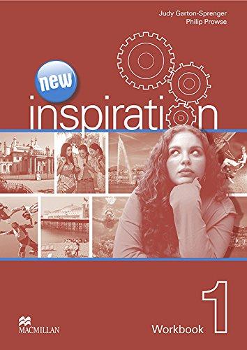 New Edition Inspiration Level 1 Workbook: Judy Garton-Sprenger, Philip