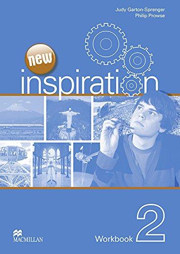 New Edition Inspiration Level 2 Workbook: Judy Garton-Sprenger, Philip