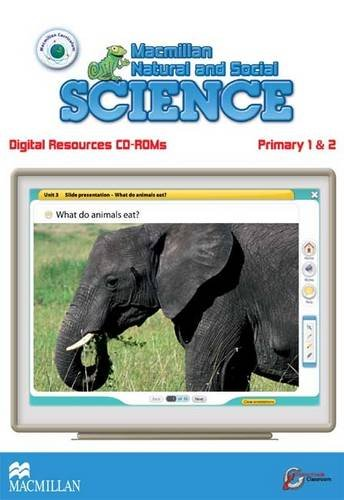 9780230413757: Macmillan Natural and Social Science Level 1 & 2 Digital Resources Pack