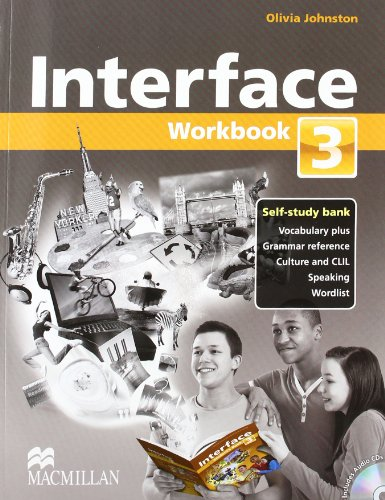 9780230413894: INTERFACE 3 Wb Pack Eng