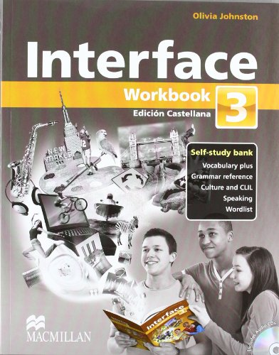 9780230413917: INTERFACE 3 Wb Pack Cast