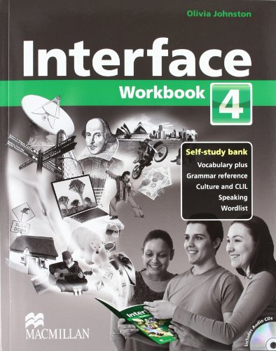 9780230413924: INTERFACE 4 Wb Pack Eng