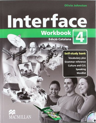 9780230413931: INTERFACE 4 Wb Pack Cat