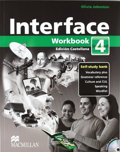 9780230413948: INTERFACE 4 Wb Pack Cast