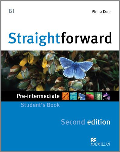 9780230414006: Straightforward 2nd Edition Pre-Intermediate Level Student's Book: Student's Book