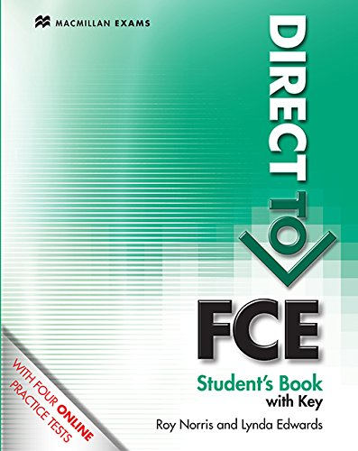 9780230414679: Direct to Fce: Student's Book with Key & Website Pack