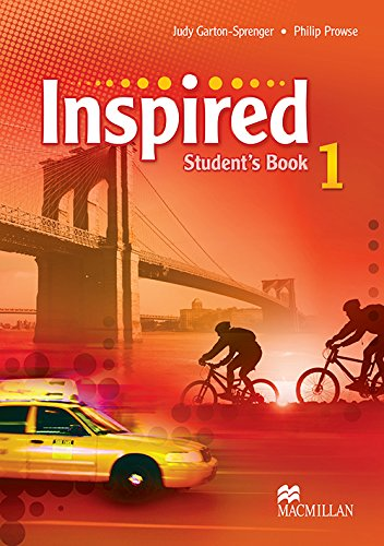 9780230415072: Macmillan Coursebook Inspired 1 Student's Book (American Ed)