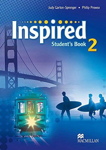 9780230415126: Inspired Level 2: Student's Book