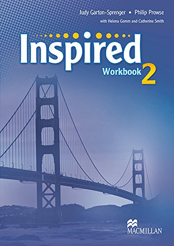 9780230415133: Macmillan Coursebook Inspired 2 Student's Workbook (AmericanEd)