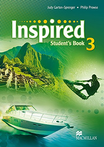 9780230415171: Inspired Level 3: Student's Book