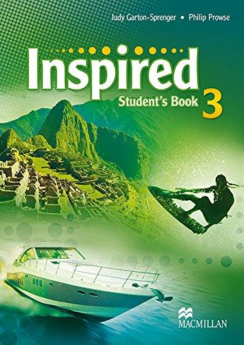 9780230415171: Macmillan Coursebook Inspired 3 Student's Book (American Ed)