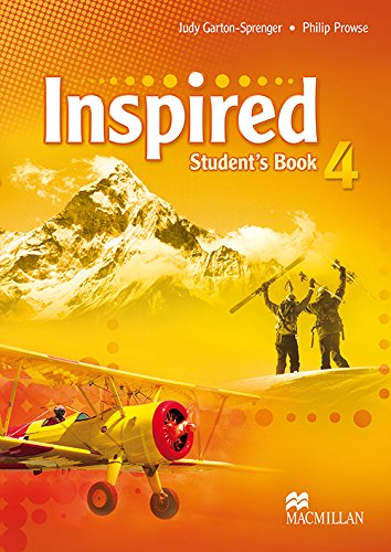 9780230415232: Inspired Level 4: Student's Book