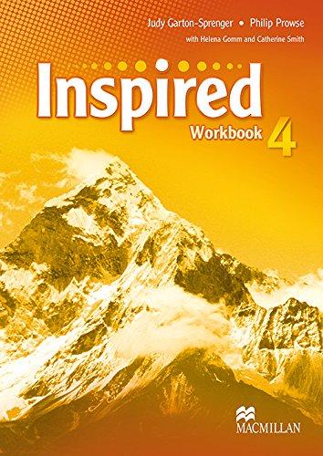 9780230415249: Inspired Level 4: Workbook