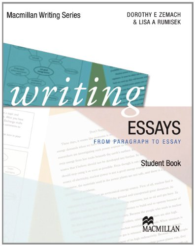9780230415928: Writing Essays - Paragraph to Essay
