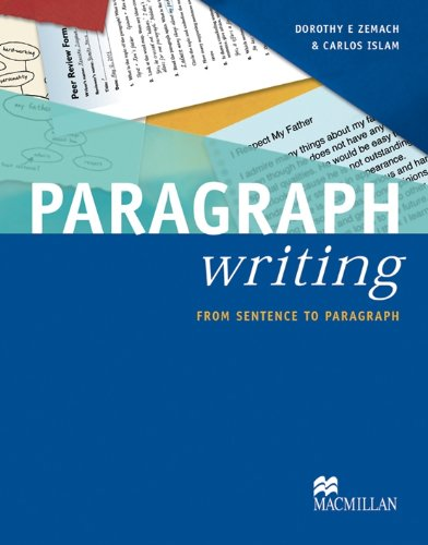 9780230415935: Writing paragraph. Con DVD. Con espansione online. Per le Scuole superiori (Macmillan Writing Series)