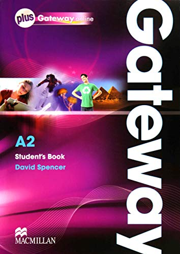 9780230417595: Gateway A2: Student's Book Plus Online Pack