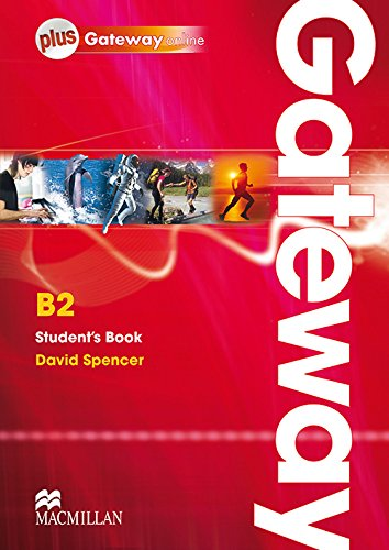 9780230417618: Gateway B2: Student Book and Webcode Pack
