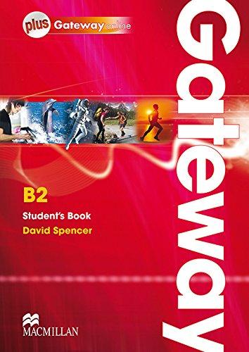 Gateway B2: Student Book and Webcode Pack: David Spencer