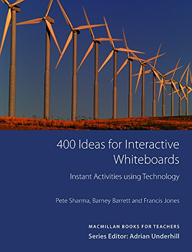 9780230417649: MBT 400 Ideas for Interactive Whiteboard (Books for Teachers)