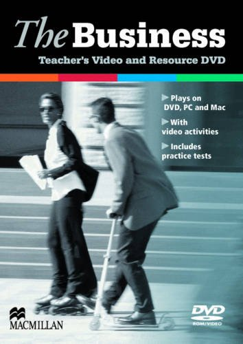 9780230418691: The business all levels (DVD)