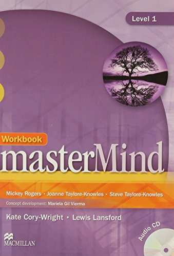 9780230418806: MasterMind Level 1: Workbook & CD