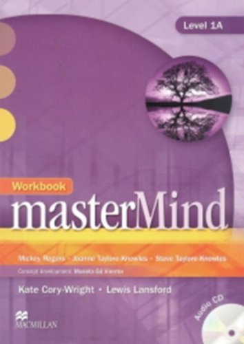9780230418813: MasterMind 1 Workbook & CD A