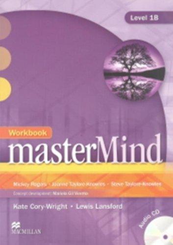 9780230418820: MasterMind 1 Workbook & CD B