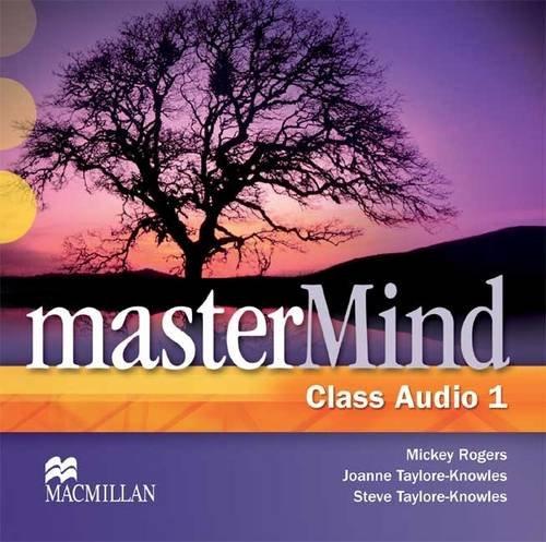 9780230418851: MasterMind Level 1: Class Audio CD