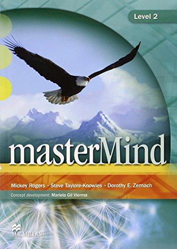 9780230418899: MasterMind Level 2: Level 2: Student's Book