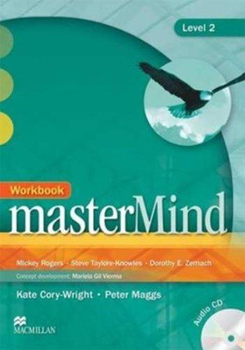 9780230418950: MasterMind Level 2: Workbook & CD