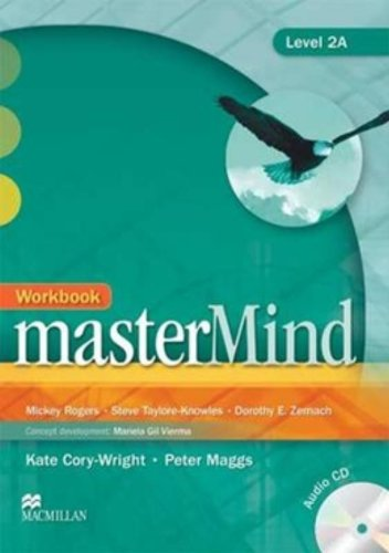 9780230418967: Mastermind 2 Workbook & CD A