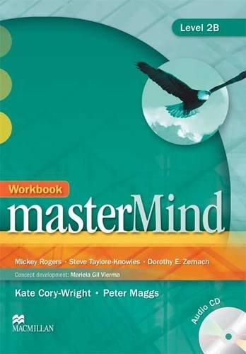 9780230418974: MasterMind 2 Workbook & CD B