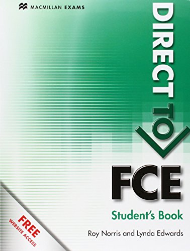 9780230419216: DIRECT TO FCE Sts Pack -Key