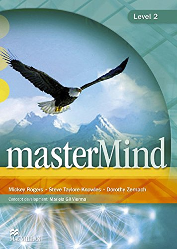 MasterMind Level 2: Student's Book & Webcode (0230419275) by Mickey Rogers