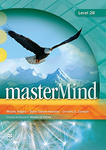 MasterMind 2 Student's Book & Webcode B (0230419283) by Mickey Rogers